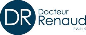 logo dr renaud happy cosmétique, une marque à petit prix