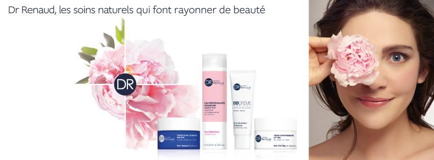 bandeau dr renaud happy cosmétique, la beauté botanique, la happy nature