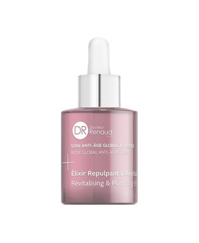 Elixir repulpant & revitalisant rose