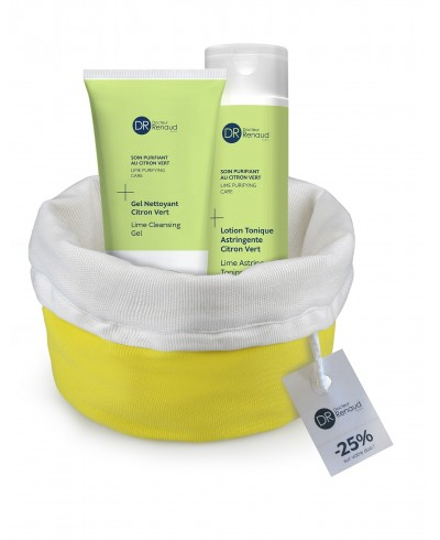 -25% DUO DEMAQUILLANT TONIQUE CITRON VERT